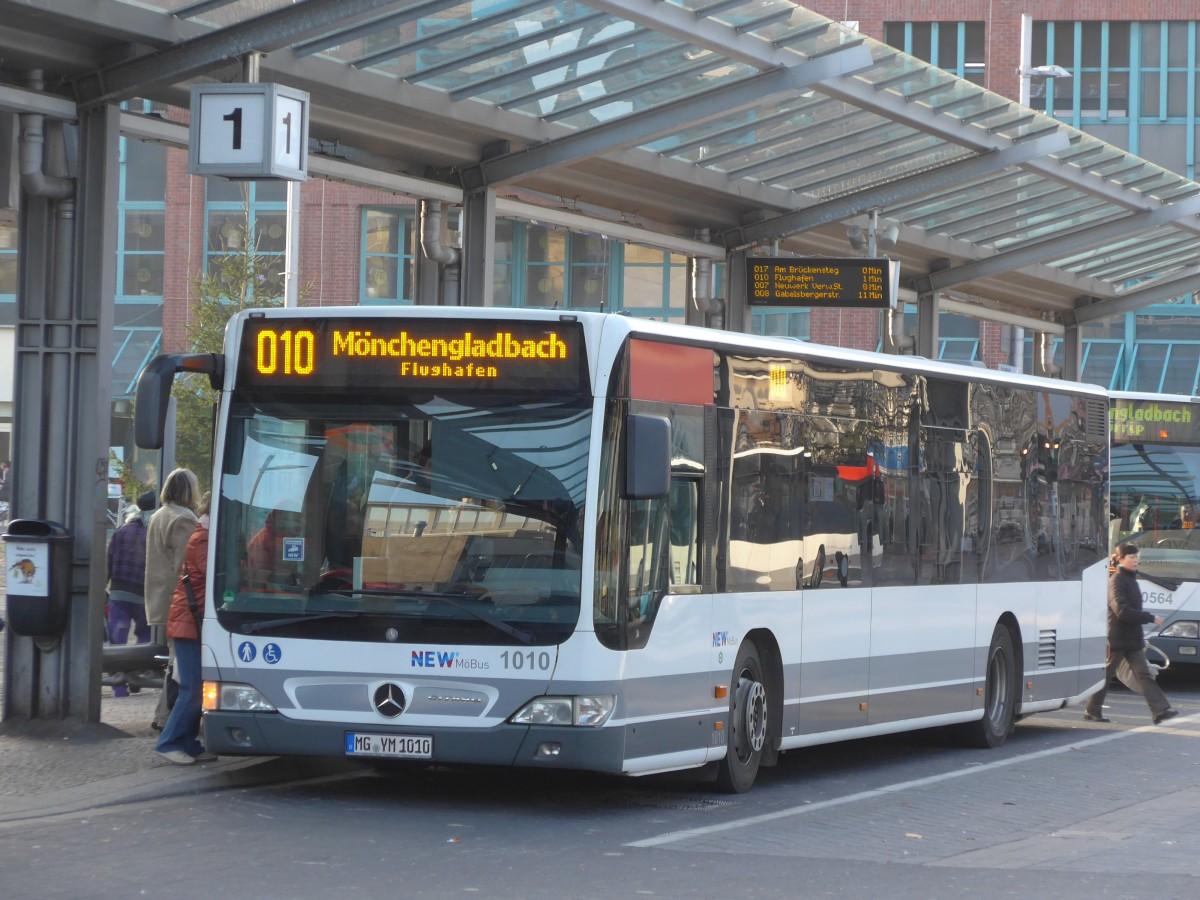 Mercedes In Mönchengladbach