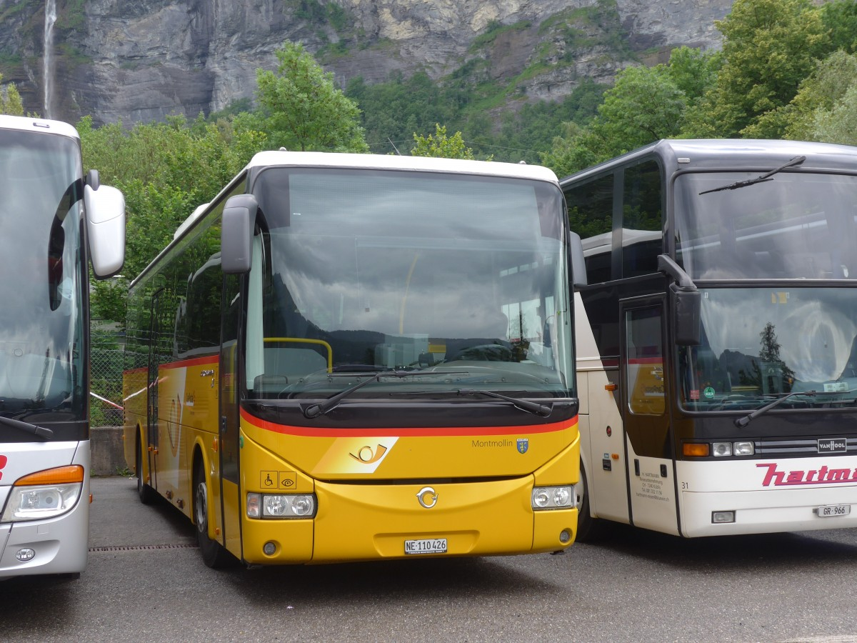 162 39 375 carpostal ouest ne 110 39 426 irisbus am 20 juni 2015 in meiringen balm. Black Bedroom Furniture Sets. Home Design Ideas