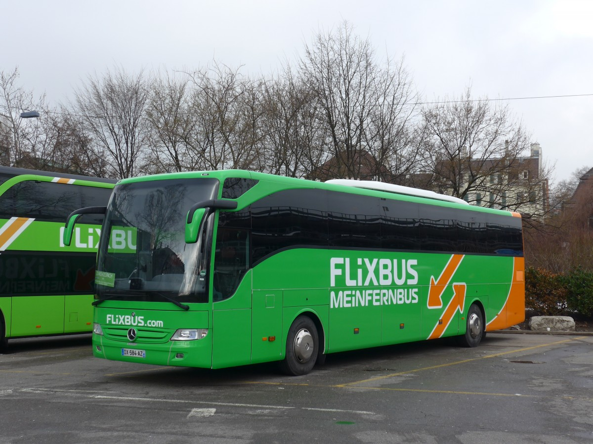 Flixbus Frankreich