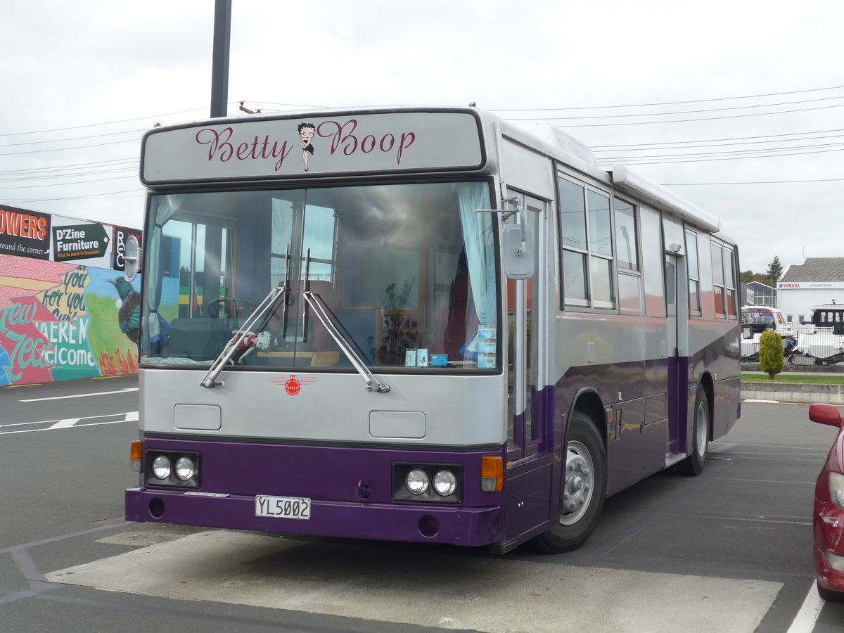 (191'207) - Betty Boop - YL5002 - ??? am 23. April 2018 in Taupo