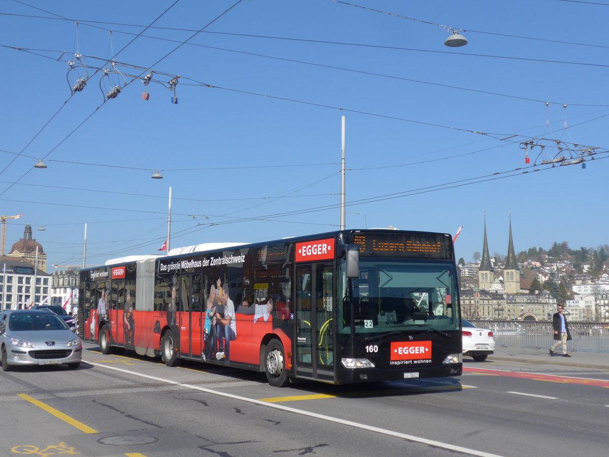 203015 Vbl Luzern Nr 160lu 15023 Mercedes Am 23 März