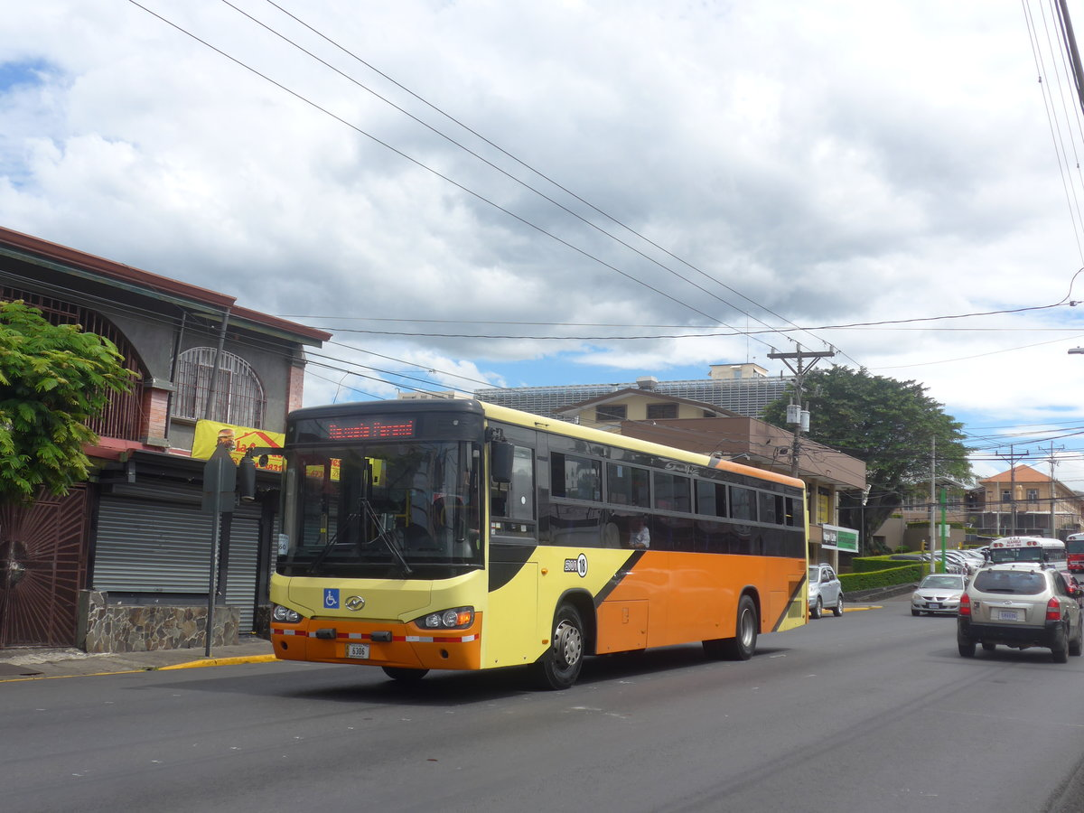 (211'087) - ??? - Nr. 18/6306 - Zhongtong am 13. November 2019 in Alajuela