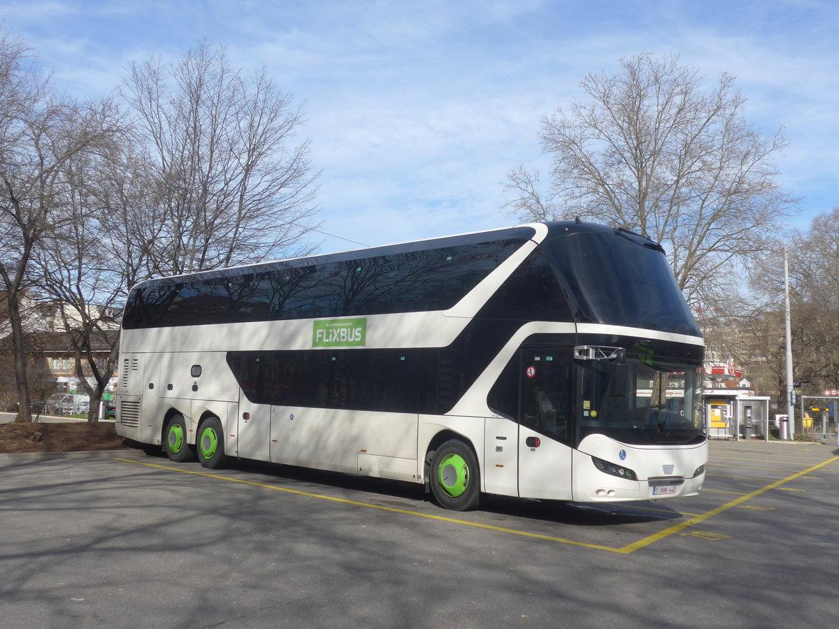 Flixbus Belgien