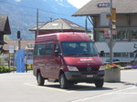 (169'846) - Grandhotel Giessbach, Brienz - BE 465'074 - Mercedes am 11.