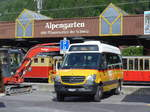 (180'754) - PostAuto Bern - BE 472'866 - Mercedes am 24.