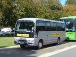 (190'842) - Kiwi Fun Tours, Auckland - GHM613 - Toyota am 22.
