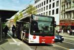 MAN/349224/126413---tpf-fribourg---nr (126'413) - TPF Fribourg - Nr. 351/FR 300'401 - MAN/Göppel am 19. Mai 2010 beim Bahnhof Fribourg