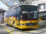 (219'770) - PostAuto Graubünden - GR 175'102 - Mercedes (ex Terretaz, Zernez) am 16. August 2020 in Chur, Postautostation