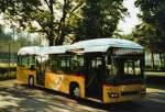Volvo/350460/127406---steiner-ortschwaben---nr (127'406) - Steiner, Ortschwaben - Nr. 7/BE 677'996 - Volvo am 28. Juni 2010 beim Bahnhof Ausserholligen