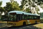 Volvo/350461/127407---steiner-ortschwaben---nr (127'407) - Steiner, Ortschwaben - Nr. 7/BE 677'996 - Volvo am 28. Juni 2010 beim Bahnhof Ausserholligen