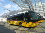 (203'811) - PostAuto Graubünden - GR 162'978 - MAN am 19. April 2019 in Chur, Postautostation
