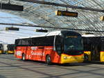 (203'815) - PostAuto Graubünden - GR 162'981 - MAN am 19. April 2019 in Chur, Postautostation