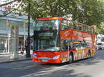 (183'244) - Top Tour, Berlin - B-RR 676 - Mercedes/UNVI am 9.