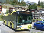 (197'640) - PostBus - BD 14'327 - Solaris am 15. September 2018 in St. Anton, Terminal Ost