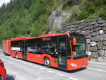 (207'910) - AFA Adelboden - Nr. 96/BE 823'926 - Mercedes am 14. Juli 2019 in Frutigen, Hohstalden
