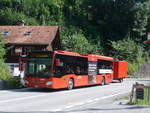 (207'916) - AFA Adelboden - Nr. 95/BE 26'774 - Mercedes am 14. Juli 2019 in Frutigen, Hohstalden