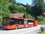 (207'917) - AFA Adelboden - Nr. 95/BE 26'774 - Mercedes am 14. Juli 2019 in Frutigen, Hohstalden