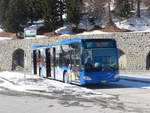 SBC Chur/602149/188541---sbc-chur---nr (188'541) - SBC Chur - Nr. 109/GR 100'109 - Mercedes am 13. Februar 2018 beim Bahnhof St. Moritz