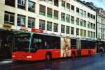 VB Biel/345555/123224---vb-biel---nr (123'224) - VB Biel - Nr. 147/BE 572'147 - Mercedes am 23. Dezember 2009 in Biel, Guisanplatz