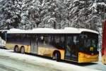 Adelboden/345889/123624---engeloch-riggisberg---nr (123'624) - Engeloch, Riggisberg - Nr. 7/BE 447'403 - Scania/Hess am 9. Januar 2010 in Adelboden, Unter dem Birg