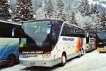 Adelboden/345899/123634---fankhauser-sigriswil---be (123'634) - Fankhauser, Sigriswil - BE 171'778 - Setra am 9. Januar 2010 in Adelboden, Unter dem Birg
