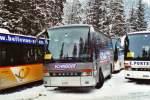 Adelboden/345906/123704---schneider-kirchberg---be (123'704) - Schneider, Kirchberg - BE 3216 - Setra am 9. Januar 2010 in Adelboden, Unter dem Birg