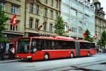 Bern/348920/126124---bernmobil-bern---nr (126'124) - Bernmobil, Bern - Nr. 862/BE 671'862 - Mercedes am 13. Mai 2010 beim Bahnhof Bern