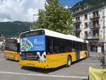 (184'540) - PostAuto Bern - BE 610'538 - Solaris am 3.