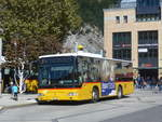 (209'867) - PostAuto Bern - BE 610'532 - Mercedes am 29. September 2019 beim Bahnhof Interlaken West