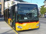 (209'876) - PostAuto Bern - BE 534'630 - Mercedes am 29.