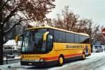 Thun/346687/124202---avg-grindelwald---nr (124'202) - AVG Grindelwald - Nr. 27/BE 345'856 - Setra am 13. Januar 2010 in Thun, CarTerminal