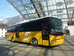 (203'803) - PostAuto Graubünden - GR 106'551 - Irisbus am 19. April 2019 in Chur, Postautostation