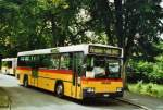 (118'920) - PostAuto Ostschweiz - Nr. 8/TG 158'208 - Mercedes/Lauber (ex P 25'375) am 10. Juli 2009 in Frauenfeld, Open-Air