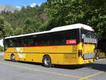 (208'491) - PostAuto Wallis - VS 241'967 - Setra (ex Zerzuben, Visp-Eyholz Nr. 65; ex PostAuto Wallis) am 4. August 2019 in Brig, Garage
