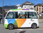 (202'405) - PostAuto Wallis - VS 451'600 - Navya am 16.